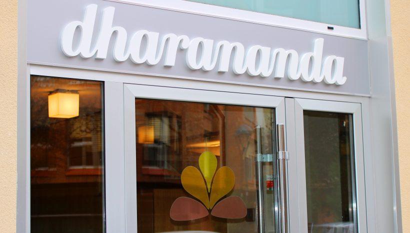 Dharananda Yoga Entrada