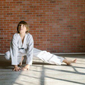 kung fu para niños clases